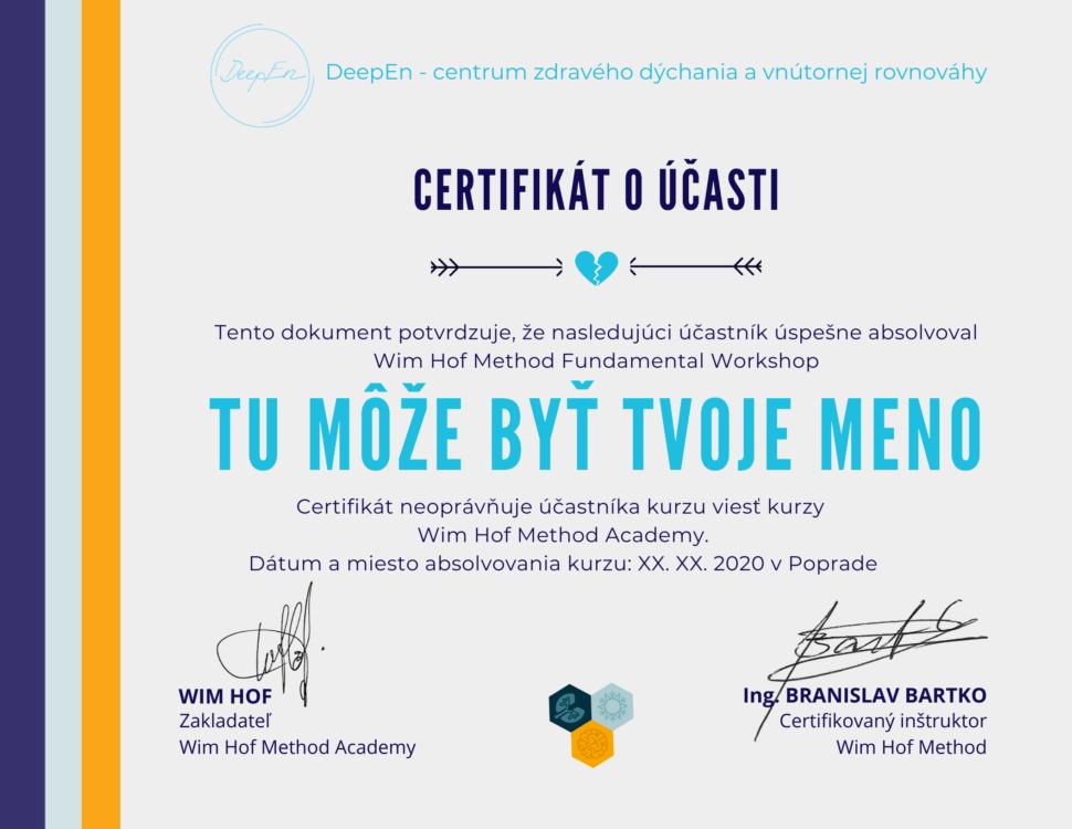 WHM certifikat