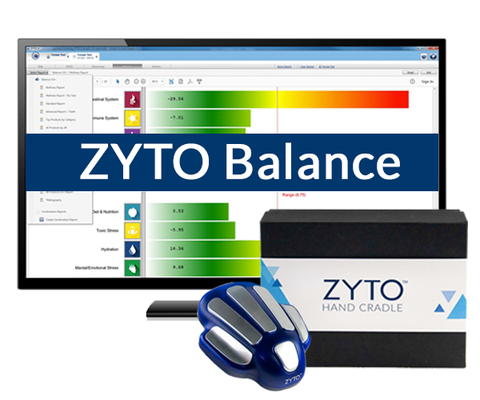 Zyto-balance-diagnostika